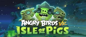 「憤怒鳥AR:小豬島」