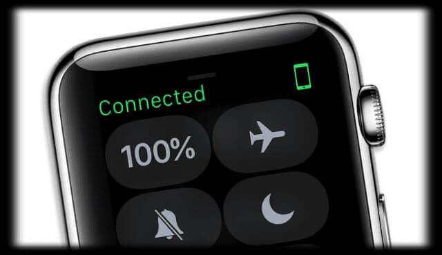 Apple Watch連線