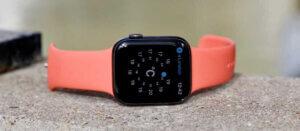 Apple Watch同步聯絡人