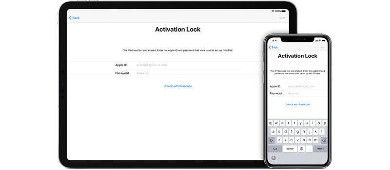 繞過在iPad 上「尋找我的iPhone」啟用鎖