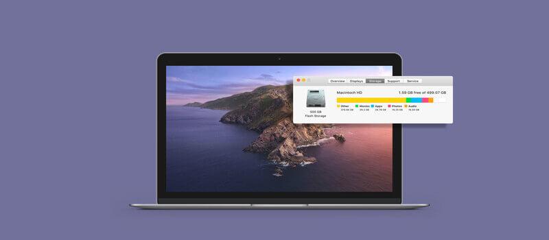 釋放Mac 空間