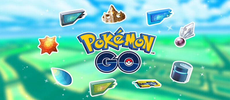 在「Pokémon Go」中獲得進化道具