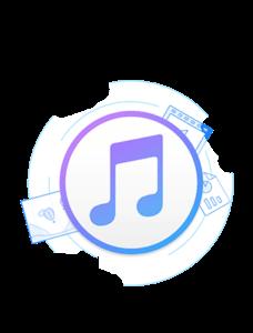 從iTunes備份檔案中恢復