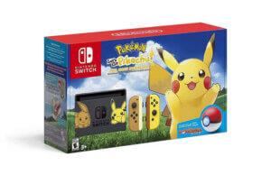 任天堂Switch「Pokémon Go」