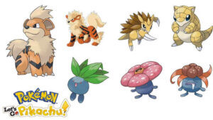 「Pokémon Let's Go」