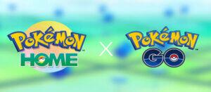 從「Pokémon GO」傳送寶可夢至「Pokémon HOME」