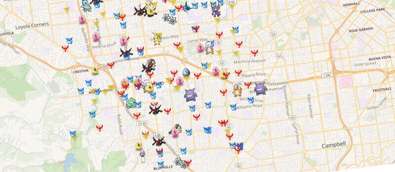 關於PokeHunter 地圖你需要知道的一切