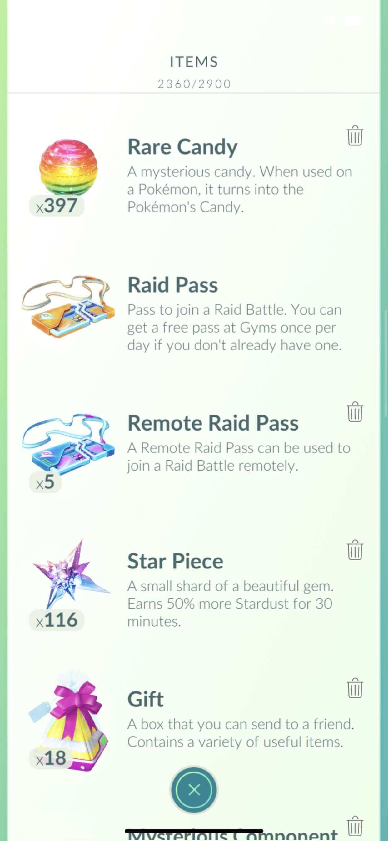 「Pokémon Go」商店