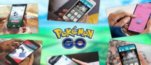 基於地理位置的遊戲(Pokémon Go)位置模擬