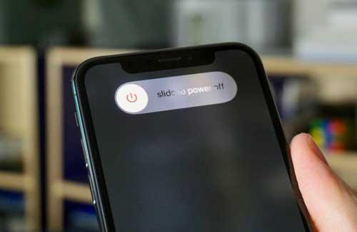 重新啟動iPhone