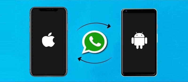 將WhatsApp 從iPhone 轉移到Android 手機